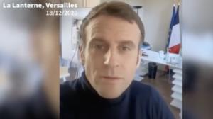 Macron, même soigné, reste con, mais surtout compromis !