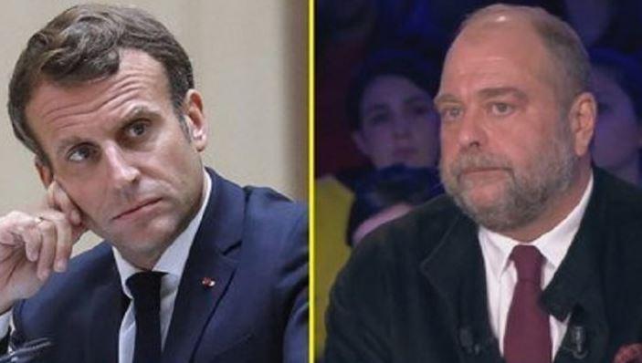 La justice de Macron n'est plus la justice