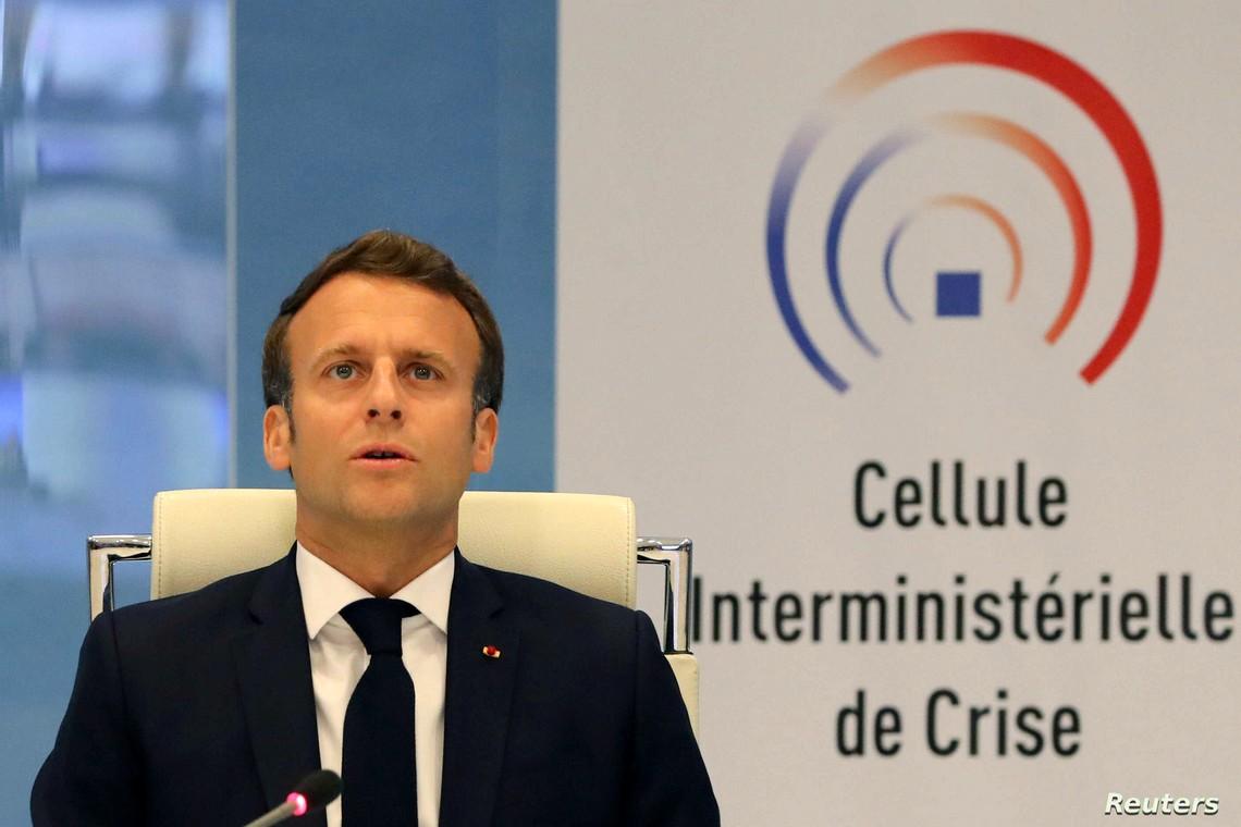 """Pas une fois Macron n'a utilisé le mot """"traitement"""""""