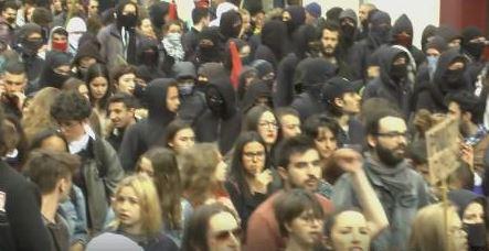 Incidents de la faculté de droit: soutien aux «sept de Montpellier»