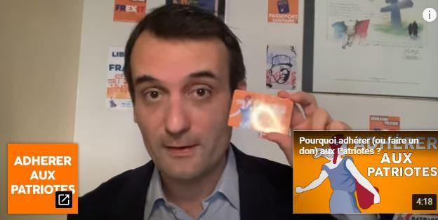 RMC et France Info : Philippot réplique à la propagande Macron
