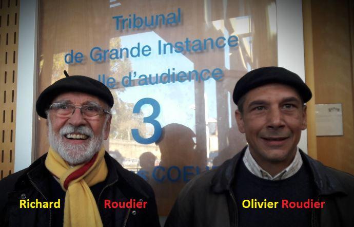 RAIH: peines largement allégées pour Olivier Roudier en cour d'appel