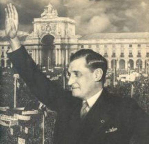 Mon 19 mars : la Constitution portugaise de Salazar, en 1933