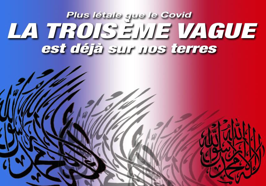 France : 100.000 policiers, 200.000 militaires, 10 millions de musulmans