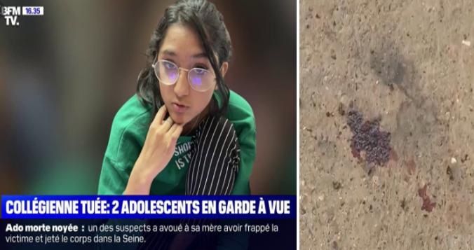 Argenteuil : comment s'appellent les deux lycéens qui ont noyé Alisha, 14 ans ?
