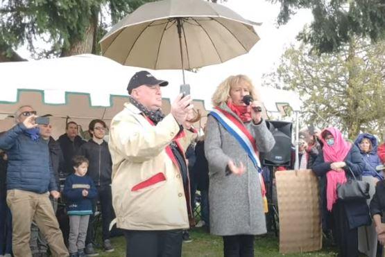 Martine Wonner et Carlo Brusa en Bretagne pour défendre nos libertés