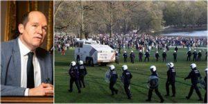 C'est arrivé près de chez vous : violences belges