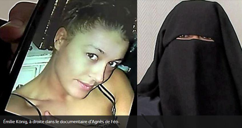 La djihadiste Emilie Koenig rappelle Ilse Koch, la chienne de Buchenwald