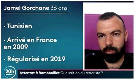Emmanuel Macron rendra un hommage national à l'égorgeur Jamel Gorchene