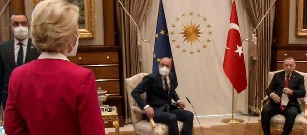 Erdogan-Ursula : Plus que jamais il faut sortir de cette Europe-là !