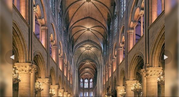 Parce que Notre-Dame m'a toujours émerveillée…