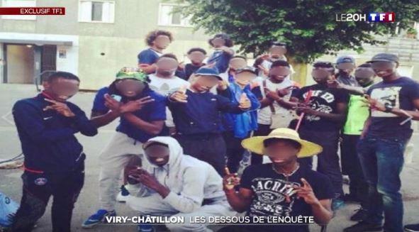 Viry-Châtillon : la justice conforte la racaille qui veut brûler du flic