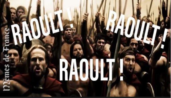 Heureusement qu'il nous reste Raoult !