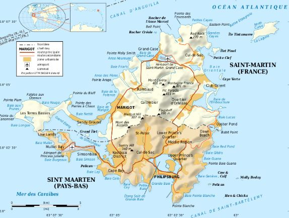 Saint-Martin : restos ouverts, mais élèves de 6 ans masqués