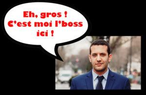 """Le Bourget et Borsali, son maire """"caillera"""""""