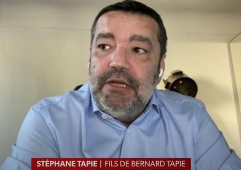 Stéphane Tapie est un vrai con