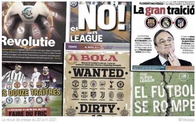 Super ligue, une étape logique du football à fric