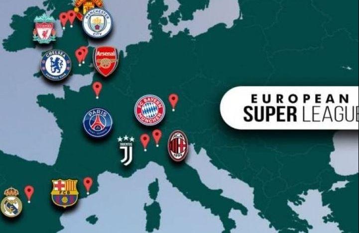 Super-Ligue de football : les clubs les plus riches font sécession