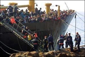 Immigration : nous sommes en train de nous aligner sur le vide