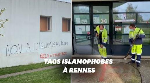 Rennes : indignation sélective et menace islamiste