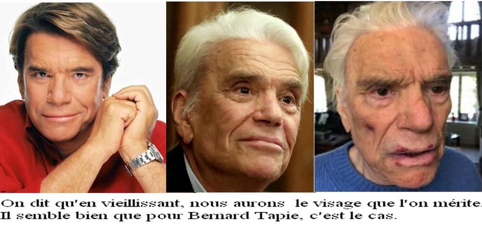 Après l'immigration, Tapie veut imposer la vaccination aux Français