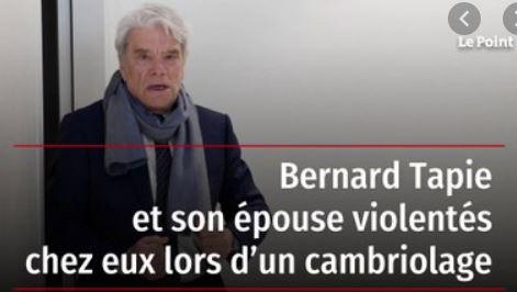 Quelles leçons Bernard Tapie tirera-t-il de son agression ?