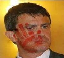 Manuel Valls, un fléau pour la France : qu'il retourne en Espagne !