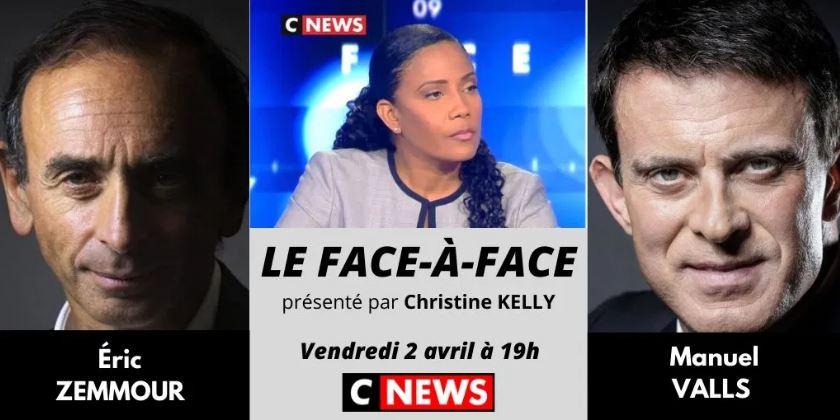 Valls le torero mis à mort par Zemmour !