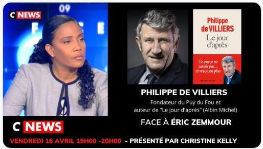 Débat Zemmour-Villiers : CNews est bien la chaîne des fachos !