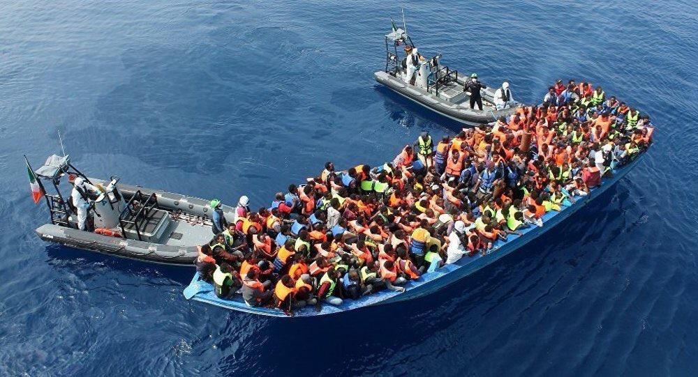 130 Africains noyés : SOS Méditerranée et maires à migrants assassins !