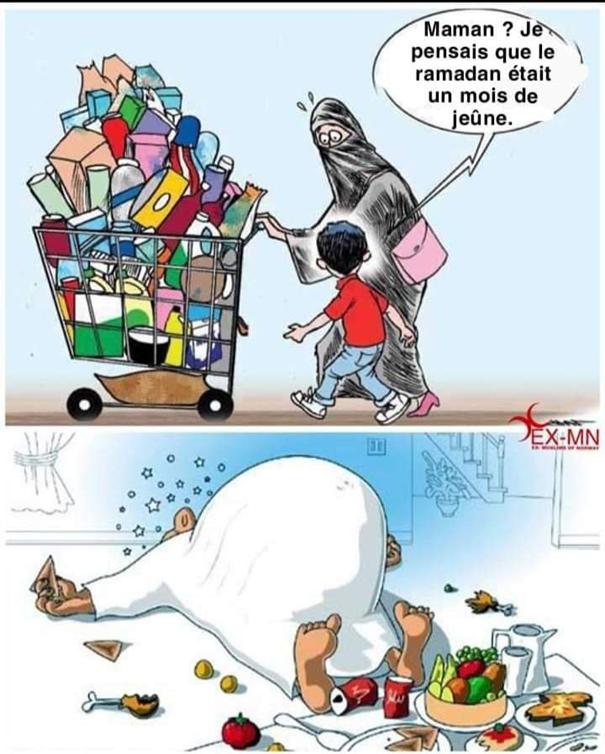 La France de Macron se soumet au ramadan