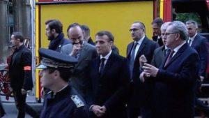 Notre-Dame : je n'ai pas oublié le sourire Macron-Philippe…