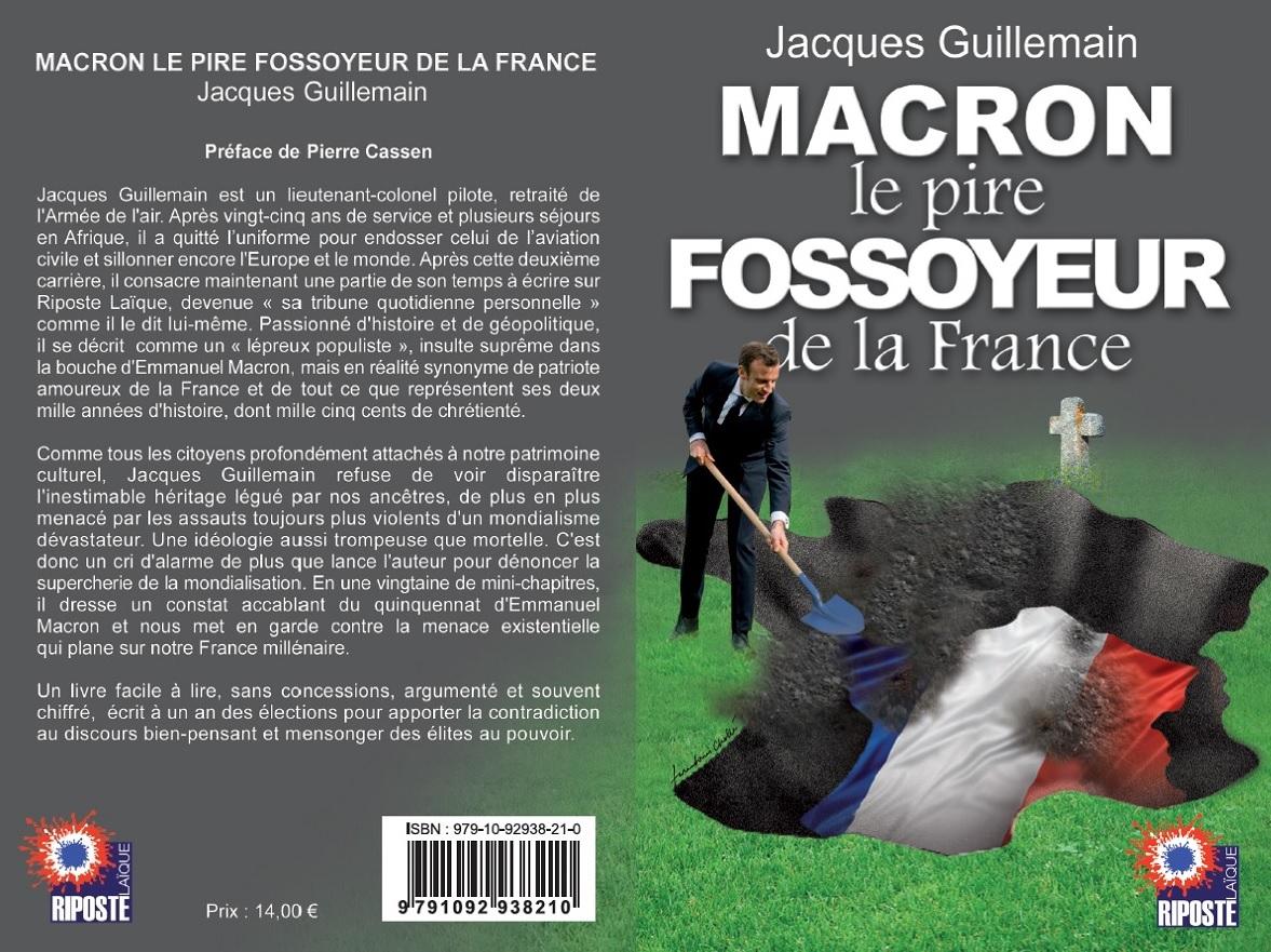 Macron : quatre années consacrées à la destruction de la France