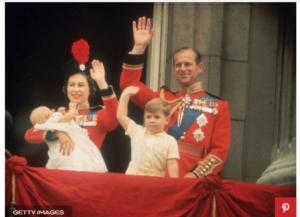 Le prince Philip est mort ce matin
