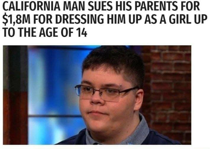 Marcel en colère contre des salopards de parents