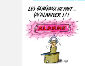 L'honneur perdu de Parly, Moussa, Lecointre, le Yéti…