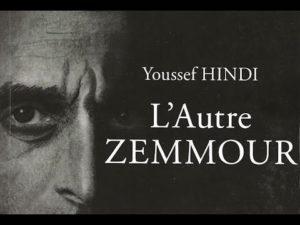 """""""L'autre Zemmour"""": le candidat des juifs, selon Youssef Hindi"""