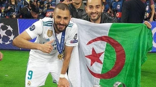 Deschamps a capitulé : retour du musulman francophobe Benzema !