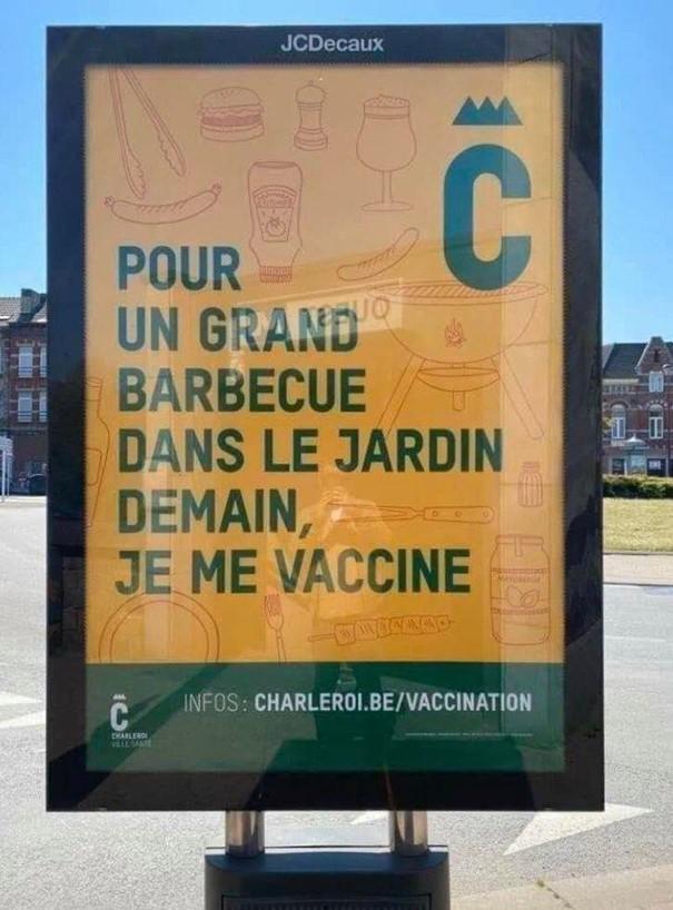 Ceci n'est pas un vaccin : attention, danger !