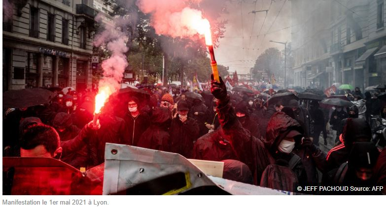 Violences du 1er mai : une honte française
