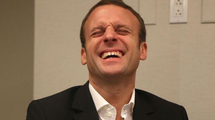 Macron est aussi un autiste de haut niveau