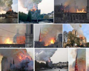 Je pleure Notre Dame et tremble pour toutes nos églises