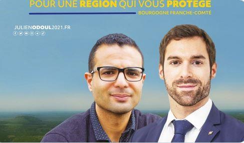 Kamel voulait niquer Odoul et le RN : tête de liste aux régionales !