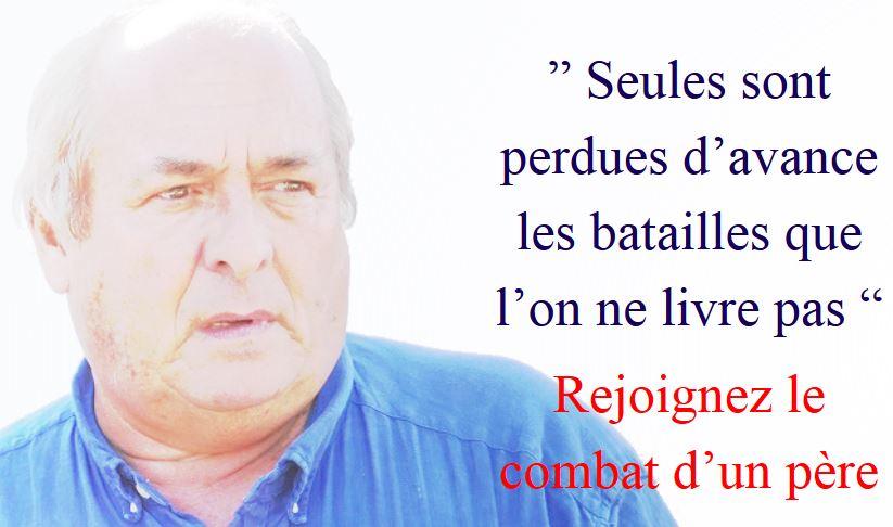 J'ai créé une pétition pour que les Français puissent soutenir leurs militaires