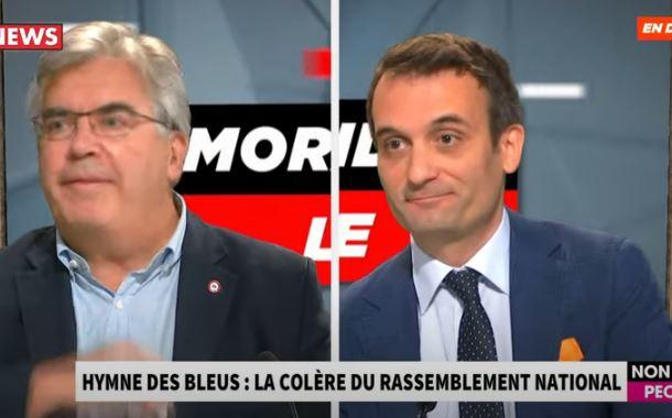 """Pour le LREM Marilossian, on peut qualifier Marine de """"chienne"""""""