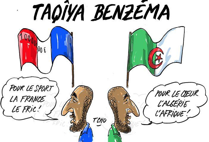 Français, ayez le courage de boycotter les Bleus Benzema-Youssoupha !