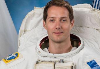 Thomas Pesquet, l'astronaute d'Allah, mérite d'être chef d'escadrille…