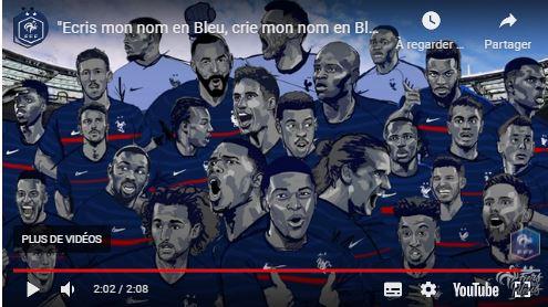 Le rappeur Youssoupha, qui insulte Marine et Zemmour, chanteur officiel des Bleus
