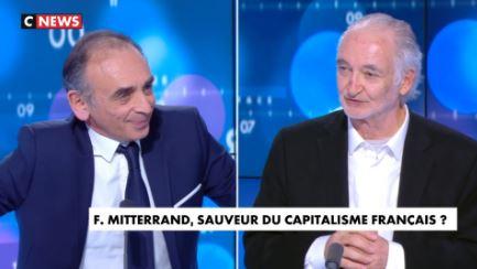 Zemmour ne pense qu'à la France, un pays qui indiffère Attali