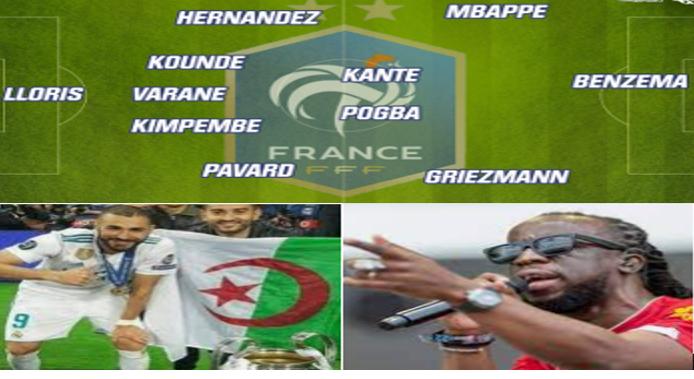 Bravo la FFF : après Benzema, Youssoupha !